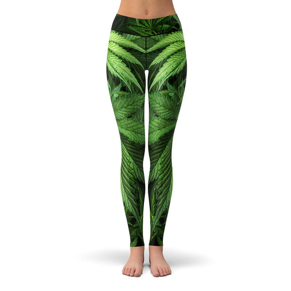 Ganj Leggings  -  Yoga Pants