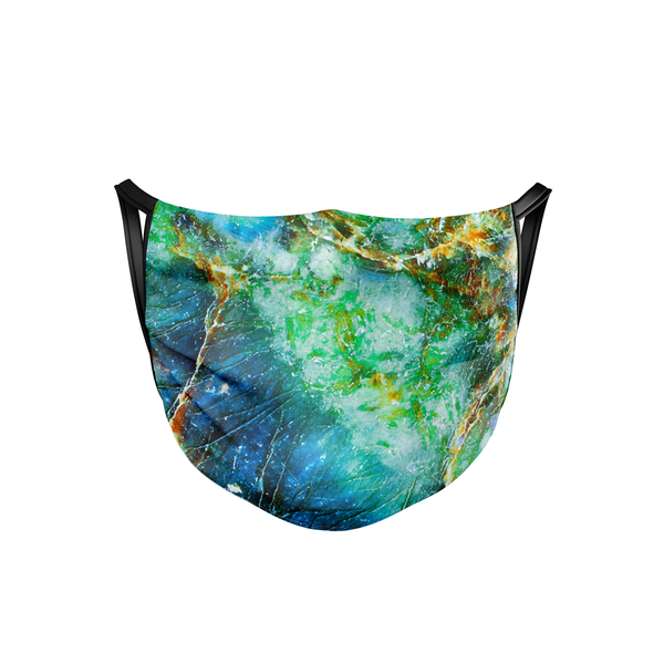 Gem Reef Face Mask  -  Face Mask