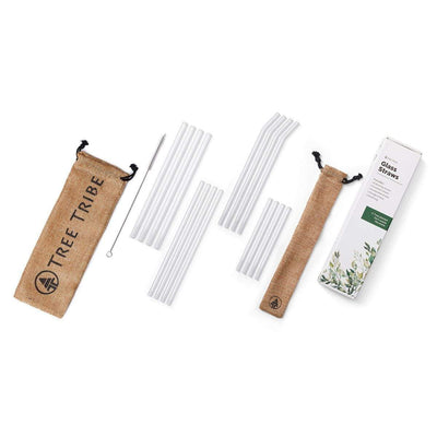 Glass Straws  -  Reusable Straws