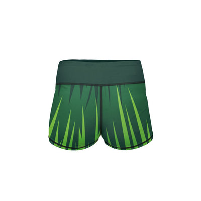 Greener Yoga Shorts  -  Women's Shorts