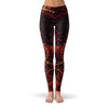 Hot Lava Leggings  -  Yoga Pants