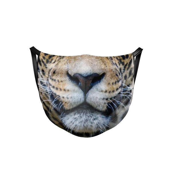 Jaguar Face Mask  -  Face Mask