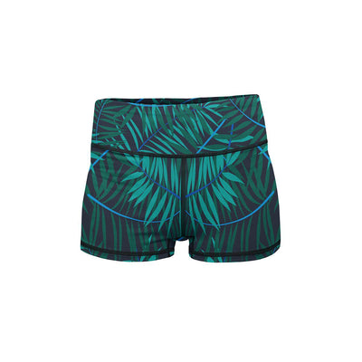 Jungle Palms Summer Shorts