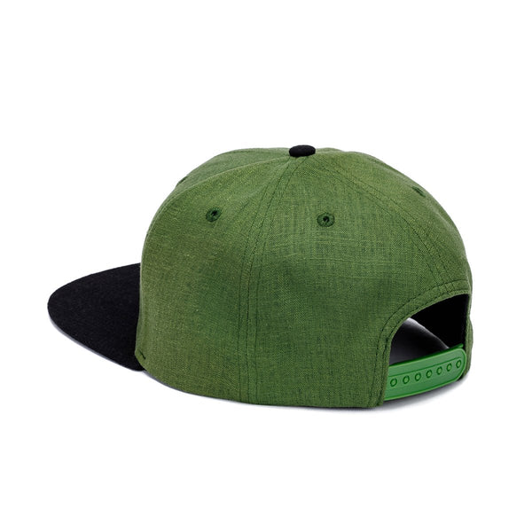 Green Tribe Logo Snapback  -  Hat