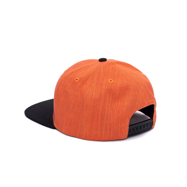 Orange Tribe Logo Snapback