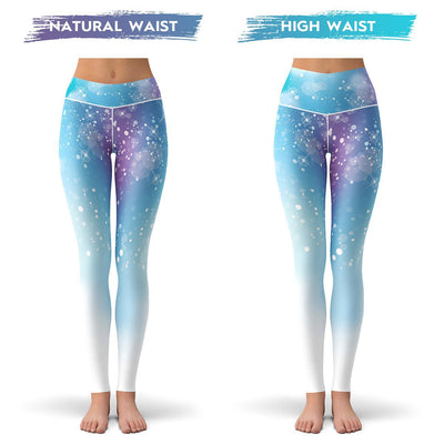 Mind Space Leggings  -  Yoga Pants