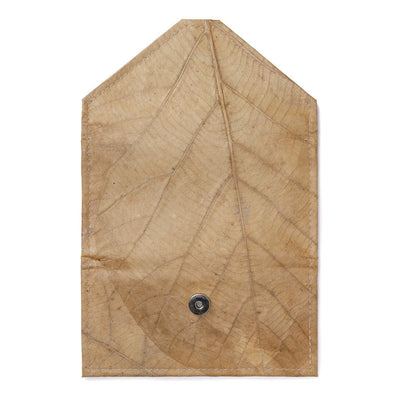 Envelope Clutch - Natural  -  LL Envelope Clutch Natural