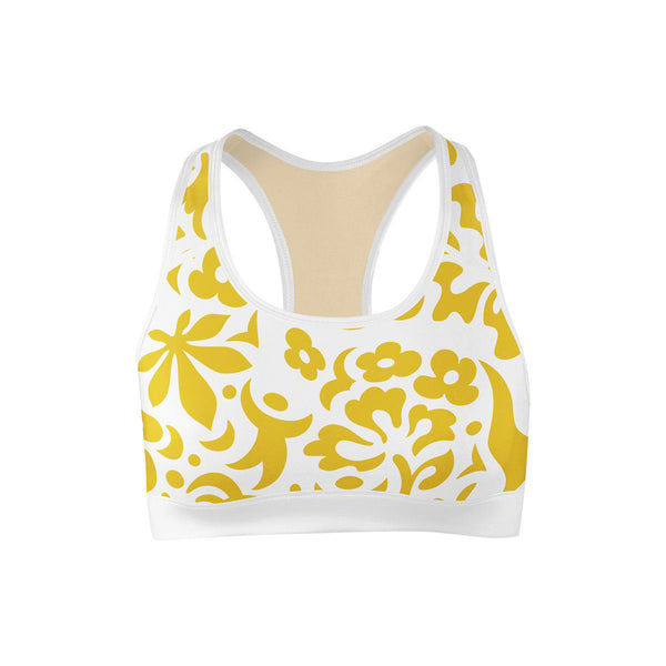 Nature Life Sports Bra  -  Yoga Top