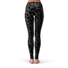 Night Leopard Leggings  -  Yoga Pants