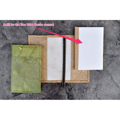 Refills for Nature Journal - 2 Pack  -  LL Notebook