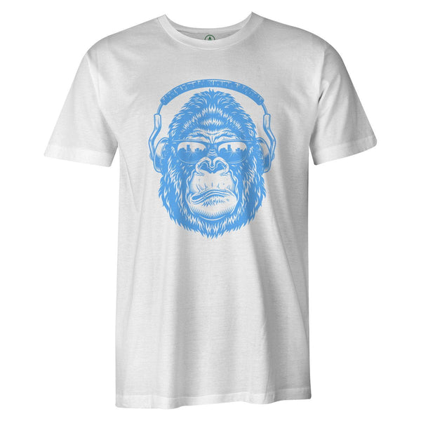 Rave Gorilla Tee  -  Men's T-Shirt