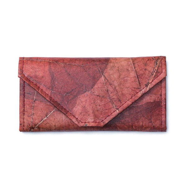 Envelope Clutch - Red