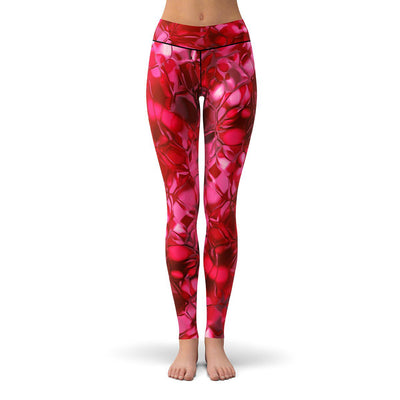 Ruby Leggings  -  Yoga Pants