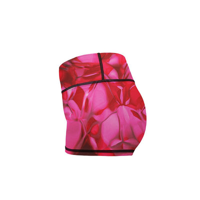 Ruby Yoga Shorts  -  Women's Shorts