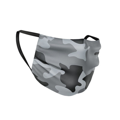 Snow Camo Face Mask  -  Face Mask