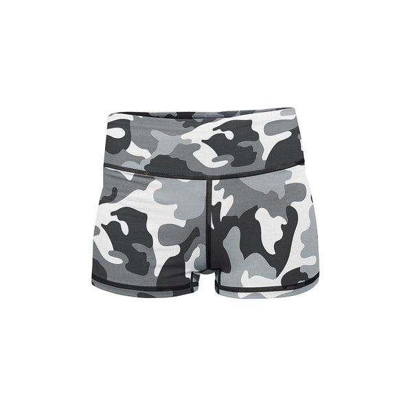 Snow Camo Summer Shorts