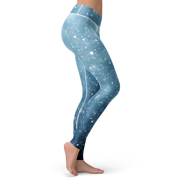 Snow Storm Leggings