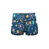 Star Seer Yoga Shorts  -  Women's Shorts
