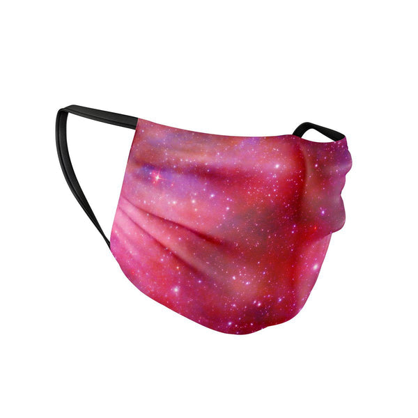 Starburst Galaxy Face Mask  -  Face Mask