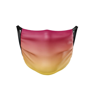 Summer Sunset Face Mask  -  Face Mask
