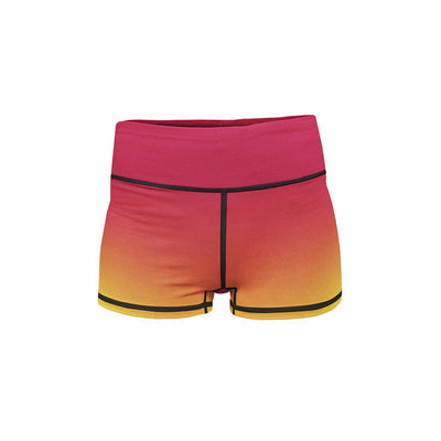 Summer Sunset Summer Shorts