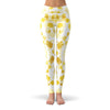 Sunburst Yellow Leggings  -  Yoga Pants
