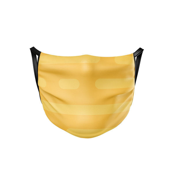 Sunny Escape Face Mask  -  Face Mask