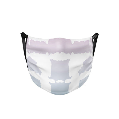 Tie Die Face Mask  -  Face Mask