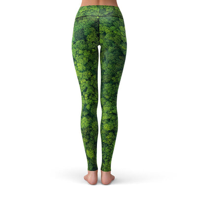 Tree Nugs Leggings  -  Yoga Pants