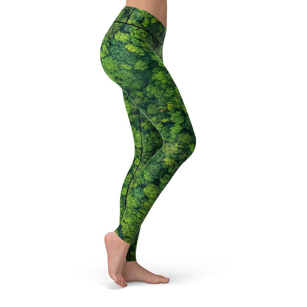 Tree Nugs Leggings