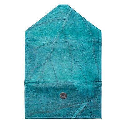 Envelope Clutch - Turquoise