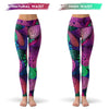 Vision Quest Leggings  -  Yoga Pants