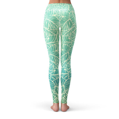 Vitamin Leaf Leggings