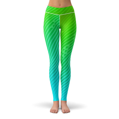 Vivid Leggings  -  Yoga Pants