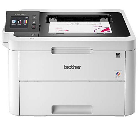 Our pick for compact, wireless color printer