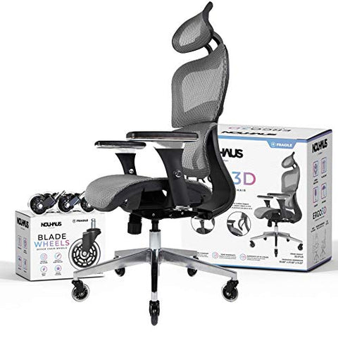 We love this ergonomic office chair