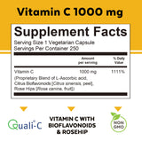 Our favorite Vitamin C: Viva Naturals 1000mg