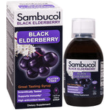 Our favorite cold crusher: Sambucol Black Elderberry Syrup