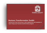 The Business Transformation Toolkit Bundle Paperback