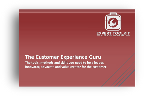 The Customer Experience Guru by Expert Toolkit