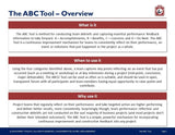 Abcd Tool Guide And Template - Template