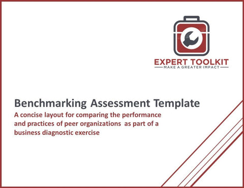Benchmarking Assessment Guide & Template - Default - Template