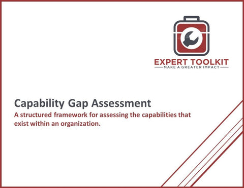 Capability Gap Assessment Guide & Template - Default - Template
