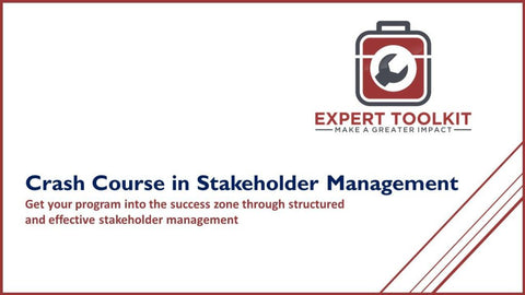 Crash Course In Stakeholder Management - Default - Guide