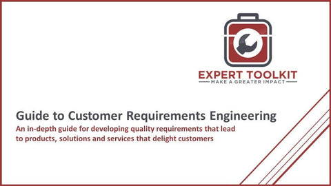 Customer Requirements Engineering - Default - Guide
