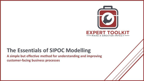 Essentials Of Sipoc Modelling - Default - Guide