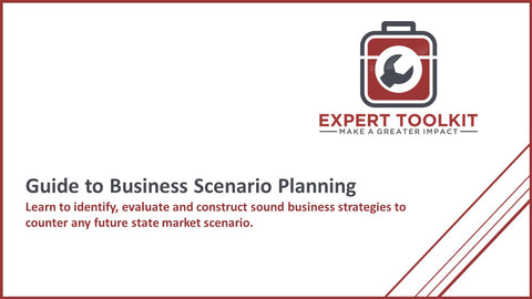 Guide to Business Scenario Planning (Coming Soon)