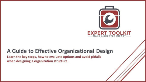 Guide To Organization Design - Default - Guide