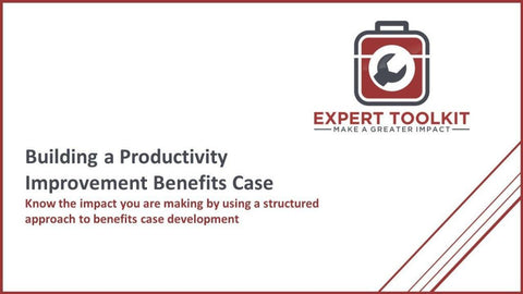 Guide To Productivity Benefits Cases - Default - Guide