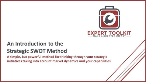 Guide To The Accelerated Swot Method - Default - Guide
